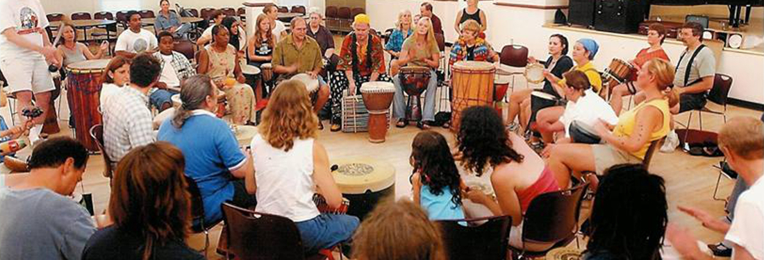 Community Drum Circles